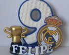 Vela real Madrid