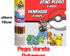 Pega varetas do Pokemon