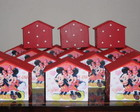 CENTRO DE MESA MICKEY E MINNIE
