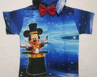 Camisa tema circo do Mickey PRONTA ENTREGA tam 3