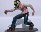 pop sculpture Zombie