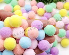Pompom 20 mm candy color - 100 unidades