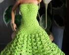Vestido Lady Di Barbie