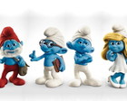Painel Smurfs