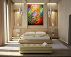 PAINEL ABSTRATO 0,90X1.20 COD 433