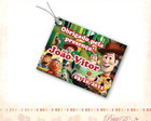 Tag Personalizado - Toy Story 3