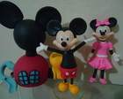 PLAY HOUSE MICKEY E MINNIE