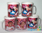 Caneca do Mickey e Minnie