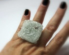 MAXI Anel de Vidro /OVERSIZED Glass Ring