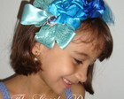 0069 Fascinator The Little Princess