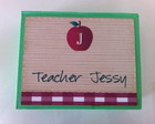 Kit Papelaria Personalizada - Teacher