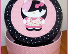 Caixa Hello Kitty Emo - Carton Mousse