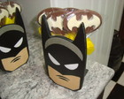Pirulitos de Chocolates Batman
