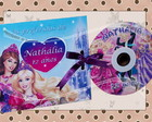 CD / DVD Personalizado Barbie