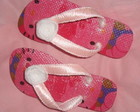 Chinelo Havaiana Hello Kitty.