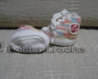 Tenis All Star Crochê
