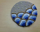 Broche Night Stars In the Ocean (Nisio)