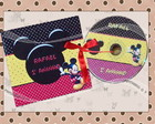 CD/ DVD Personalizado Mickey