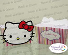 Caixa Box Hello Kitty Bailarina