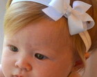 Headband Baby Hair Bow unidade