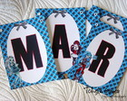 Bandeirola Personalizada - Monster High