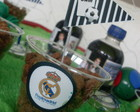 Toppers para Doces Real Madrid