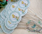 Toppers Para Doces Tinkerbell
