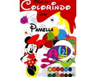 Revista de Colorir - Minnie