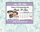 SAVE THE DATE COM (ÍMÃ)