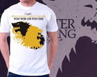 CAMISETA GANE OF THORONES - 94110