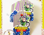 Tag Personalizada Toy Story