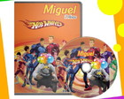 Dvd Personalizado Hot Wheels