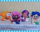 Centro de Mesa Bubble Guppies