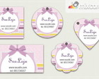 Kit Tags - Etiquetas Design! mod44