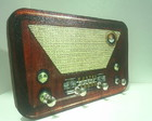 Porta chaves radio antigo