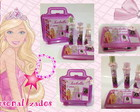 Kit De Beleza barbie escola de princesas