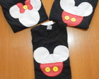 Camiseta Mickey e Minnie (Personalizada)