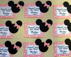 Tags Scrapbook - Baby Disney