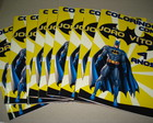 Revista colorir Batman 14x10