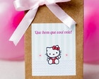 Sacola Personalizada Hello Kitty