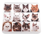 mouse pad gatos modelo