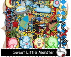 Sweet Little Monster (Digital kit)