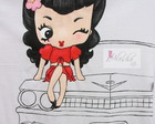 Cute Pin Up adulto a partir de R$ 45,00