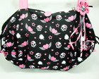 BOLSA TOALHA  MONSTER HIGH