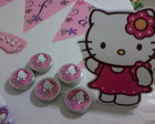 Kit Festa Digital - Hello Kitty