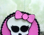 Porta Guardanapo Monster High
