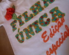Camisetas infantil day by day