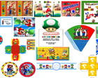 Kit Festa Digital Super Mario Bross
