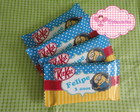 Chocolate Kit Kat Minions 01