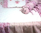 "KIT DE COLCHA PARA MINI-CAMA ""PRINCESA"""